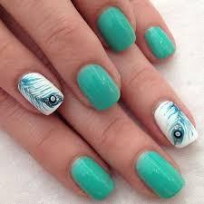 acrylic nail paint design ideas