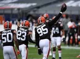 Cleveland Browns defensive end Myles Garrett explains decision to kneel  during the national anthem
