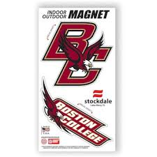 Boston College Car Decor Boston College Eagles Car Magnets Stickers Lids Com