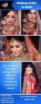 wedding bridal makeup artist in delhi