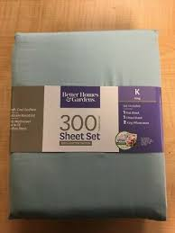 better homes gardens 300 thread count