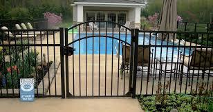 Commercial Grade Aluminum Fence Fence Depot Com