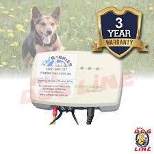Petbarrier Premium Dog Fence For Small Dog Kit Electric Dog Fence