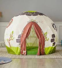 Let The Kids Camp Out Indoors With These Cool Tents Living In A Shoebox