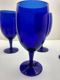 cocina y comedor vintage cobalt blue