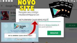 gift card google play gerador 2019