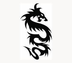Tribal Dragon Sticker Car Window Vinyl Decal Fire Breath Fly Chinese Tattoo S3 Ebay