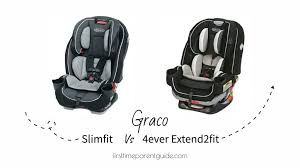 car seat and graco 4ever extend2fit