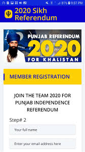2020 Sikh Referendum for Android - APK Download