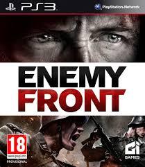 Enemy Front SEMINUEVO