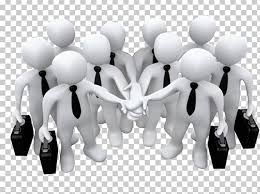 teamwork png clipart black and white