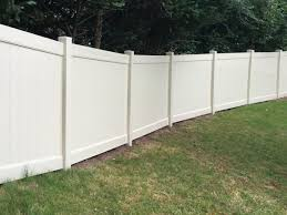 Fence City 6 Ft X 8 Ft Country Estates Vinyl Privacy
