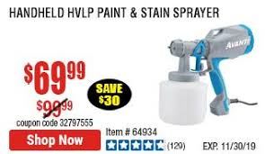 Handheld Hvlp Paint Stain Sprayer In 2020 Paint Stain Sprayers Stain