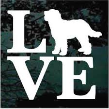 Goldendoodle Car Decals Stickers Decal Junky