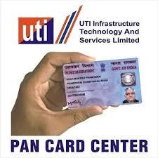 uti pan card distributorship