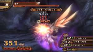 Fairy Fencer F Gameplay Demon King Youtube