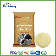 eco friendly bovine lysozyme cattle