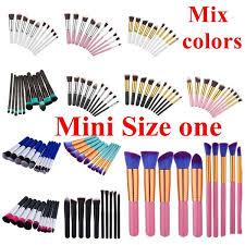 kabuki makeup brushes set tools