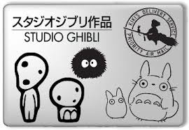 Find Your Favorite Studio Ghibli Decal