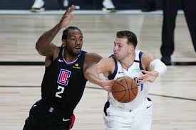 Luka Doncic Leads Mavericks to Game 2 Win vs. Kawhi Leonard, Clippers    Bleacher Report   Latest News, Videos and Highlights