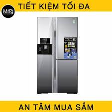 Tủ lạnh Hitachi Side by side 584 lít R-M700GPGV2X (MIR) giá tốt nhất