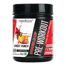 sys double up pre workout