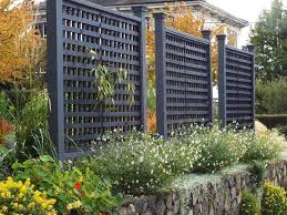 Free Standing Lattice Panels Are A Great Way To Block Unwanted Views Without Breaking The Bank They Look Attractive On Backyard Pergola Patio Outdoor Privacy