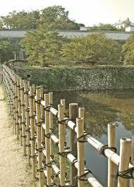 Fences Jugalbandi Bamboo Garden Fences Fence Design Bamboo Fence