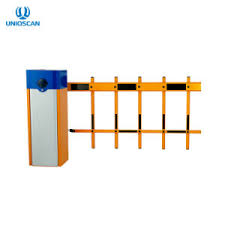 China Security Parking 2 Fence Arm Boom Barrier Gate For Access Control System China Boom Gate Boom Barrier