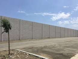 Highway Sound Barriers Industry Leading Precast Concrete Forming System Aftec Llc