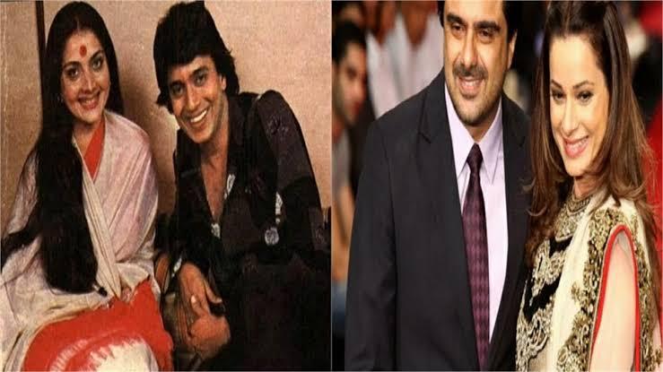 """Image result for बॉलीवुड की इन अभिनेत्रियों ने की एक से अधिक बार शादी"""""""