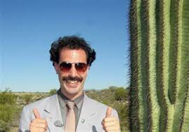 Movie review: Borat *****