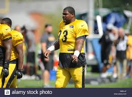 July 28th, 2018: Steelers Daniel McCullers #93 during the ...