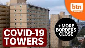 COVID-19 Lockdown Towers & Victoria NSW ...