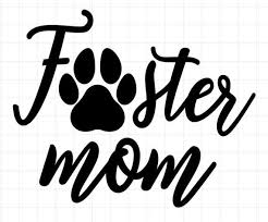 Dog Mamma Car Decal Dog Foster Mom Etsy Mom Etsy Foster Mom Cup Decal