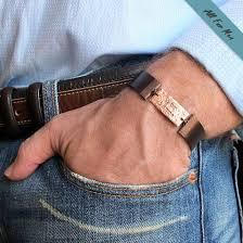 shema israel leather bracelet