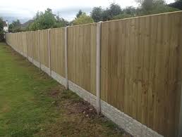 7 9 Slotted Concrete Post Dee Fencing