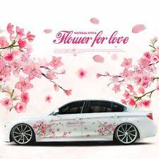 Floral Car And Truck Graphics Decals For Sale Ebay