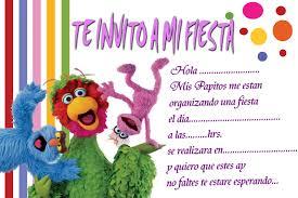 Te Invito A Mi Fiesta Letras Imagui