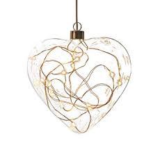 ideas hanging led light up ornaments