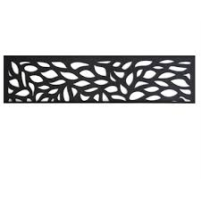 Matrix 2410 X 600mm Charcoal Autumn Fence Extension Bunnings Warehouse