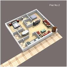 floor plan 3d view v cube constructions