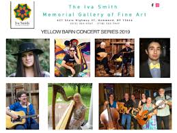 CONCERT SERIES SEASON PASS Donated by: THE IVA SMITH MEMORIAL ...