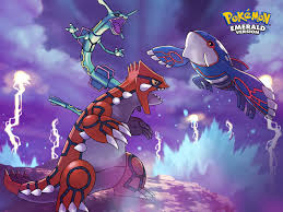 legendary battle hoenn - Pokemon huyền thoại hình nền (17312155 ...