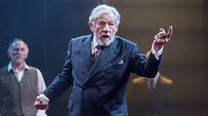 Ian McKellen as King Lear — a powerfully reflective performance ...