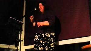 Hilary Bennett at The Bread Open mic on Wednesdays - YouTube