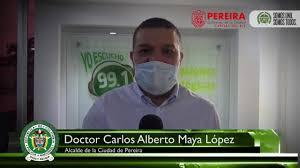EN PEREIRA: Alcalde de Pereira Carlos... - Entérate Pereira