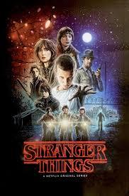 Stranger Things Season 1 Poster 24 X 36 ...