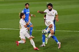 Uk news Real Madrid vs Getafe: LaLiga - LIVE! London news - United ...