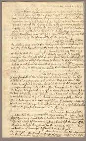 MHS Collections Online: Letter from Abigail Adams to John Adams ...